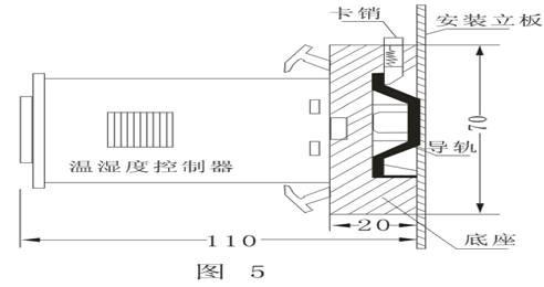 金属导轨传感器调理电路图