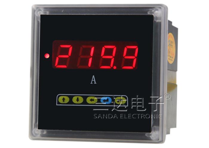 智能数显电测仪表 三相电流表 三相功率表 三相电压表 单相电流表