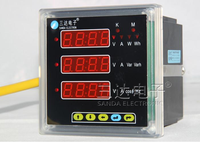 SD994H-2S4多功能谐波表