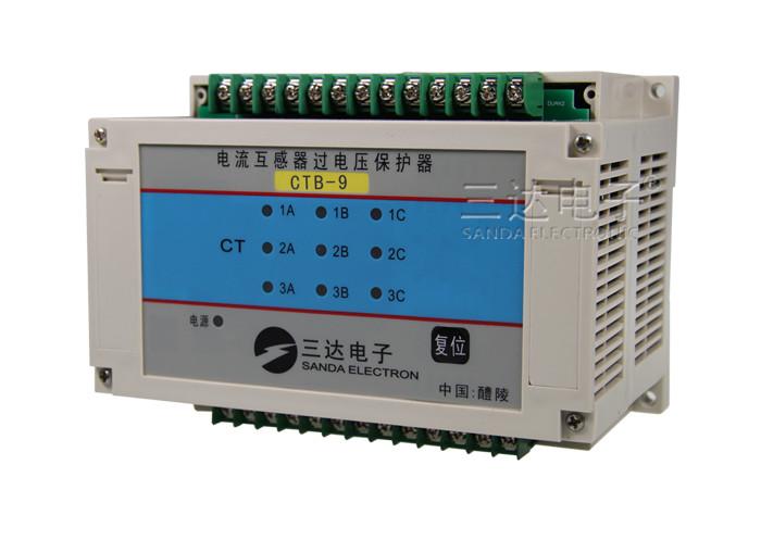 SD-CTB-X系列电流互感器过电压保护器