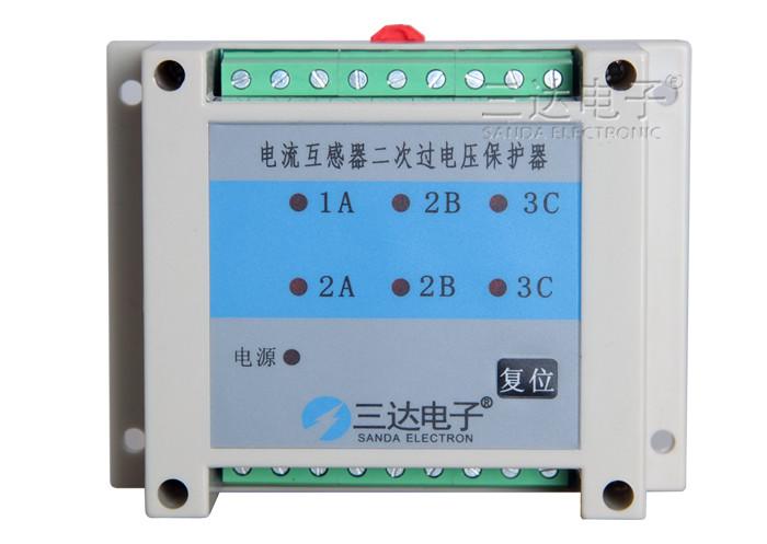 SD-CTB-X系列电流互感器过电压保护器(面板式)