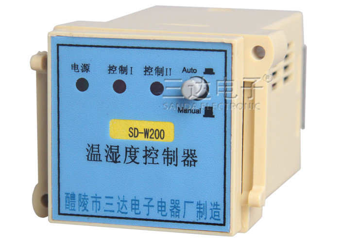 SD-W200温湿度控制器