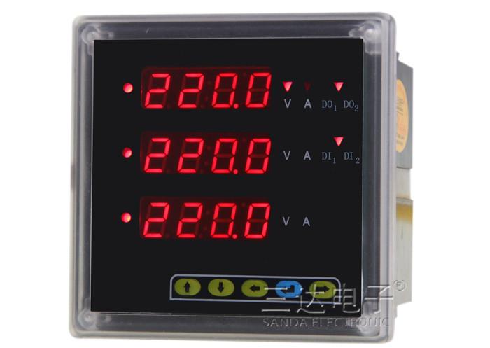 SD994UI-AK4 三相电压电流组合表