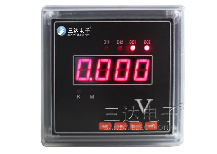 SD994AV-AK1 单相电压表