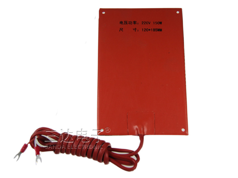 SB-G硅橡胶加热器