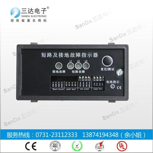 面板型故障指示器