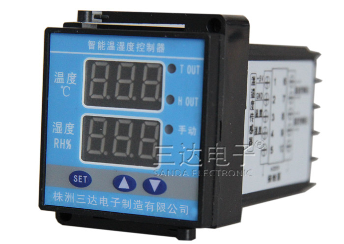 SD-ZW9100智能型数显温湿度控制器
