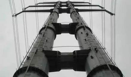 架空输电线路杆塔分解组立工艺标准与施工要点
