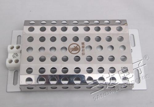 djr-a型梳状铝合金加热器(带防护罩)