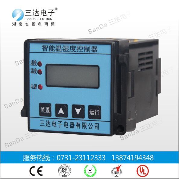 hdxn-8105温湿度控制器自动原理